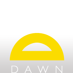 Dawn Hessel Record Sculpture - Small Logo