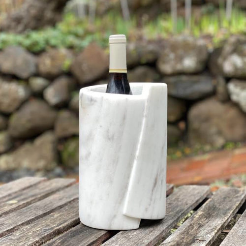 Wine Cooler in Marble - Wrap