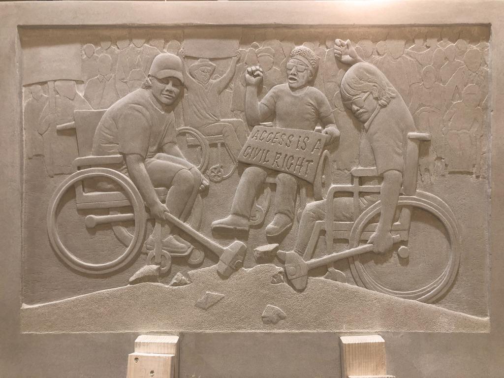 We Will Ride! Public Art in Denver